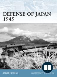 Defense of Japan 1945