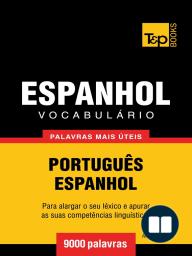 Vocabulário Português-Espanhol