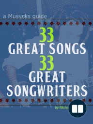 33 Great Songs 33 Great Songwriters