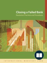 Closing a Failed Bank