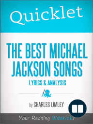 Quicklet on The Best Michael Jackson Songs