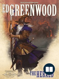 The Herald by Ed Greenwood, 50 Page Fridays