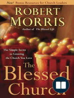 The Blessed Church (Trade Paperback) by Robert Morris