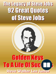 The Legacy of Steve Jobs