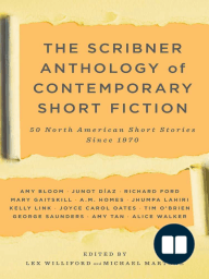 The Scribner Anthology of Contemporary Short Fiction