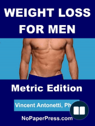 Weight Loss for Men - Metric Edition