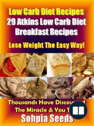 Low Carb Diet Recipes 29 Atkins Breakfast Atkin