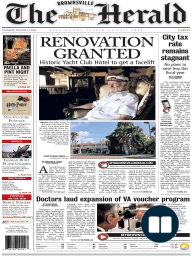 The Brownsville Herald - 08-11-2014