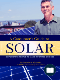 A Consumer's Guide to Solar