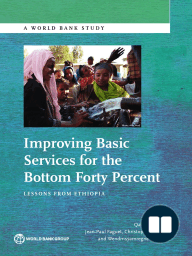 Improving Basic Services for the Bottom Forty Percent