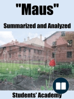 """Maus"" Summarized and Analyzed"
