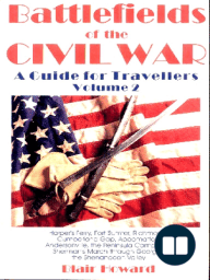 Battlefields of the Civil War - Volume II