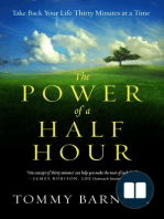 30 Minutes to Strengthen Marriages(The Power of a Half Hour by Tommy Barnett)