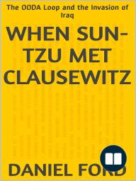 When Sun-tzu Met Clausewitz