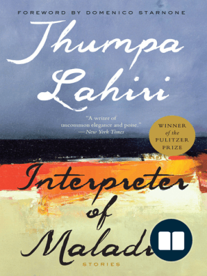 interpreter of maladies mrs das Kapasi begins to develop a romantic interest in mrs das interpreter of maladies by jhumpa lahiri the life in he only be a tour guide and an interpreter.