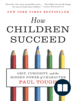 How Children Succeed