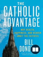 The Catholic Advantage by Bill Donohue(Chapter 1)