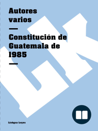 Constitución de Guatemala de 1985