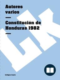 Constitución de Honduras 1982