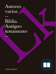 Biblia. Antiguo testamento