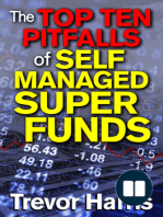 The Top Ten Pitfalls of Self Managed Super Funds