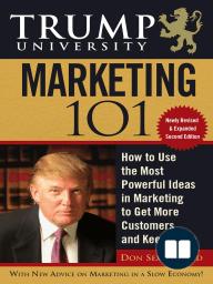Trump University Marketing 101