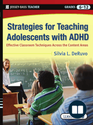 Strategies for Teaching Adolescents with ADHD