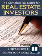 The Complete Tax Guide for Real Estate Investors