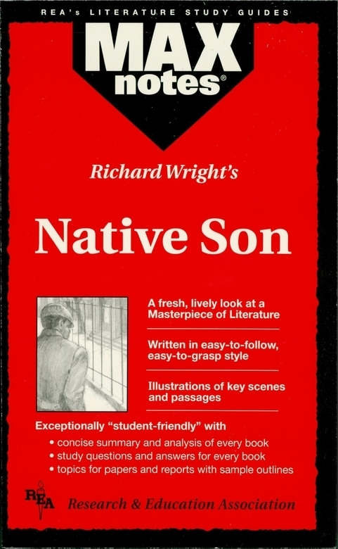 a character analysis of richard wrights novel native son The hero in the novel native son by richard wright bigger thomas – the hero in the novel characters: an analysis.
