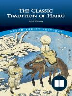 The Classic Tradition of Haiku