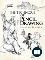The Technique of Pencil Drawing