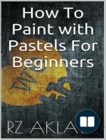 How To Paint with Pastels For Beginners