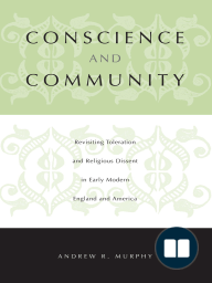 Conscience and Community