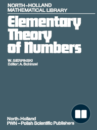 Elementary Theory of Numbers