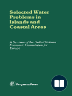 Selected Water Problems in Islands and Coastal Areas