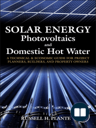 Solar Energy, Photovoltaics, and Domestic Hot Water