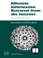 Effective Information Retrieval from the Internet