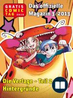 Gratis Comic Tag Magazin 3/2013