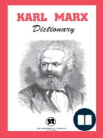 Karl Marx Dictionary