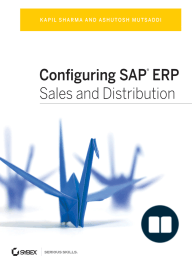 Configuring SAP ERP Sales and Distribution