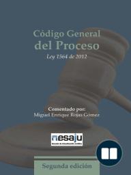 Código General del Proceso. Ley 1564 de 2012