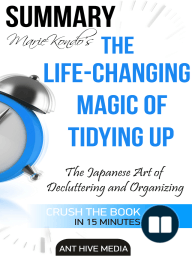 Marie Kondo's The Life Changing Magic of Tidying Up