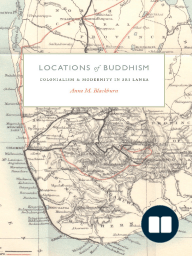 Locations of Buddhism