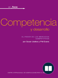 Competencia y desarrollo