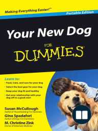 Your New Dog For Dummies?, Portable Edition [96 pgs]