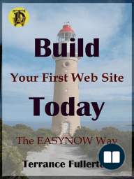 Build Your First Web Site Today