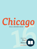 University of Chicago Press Fall 2010
