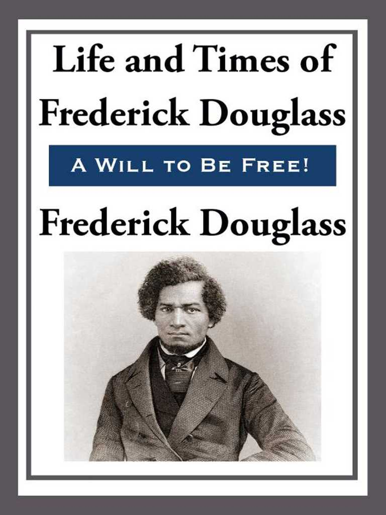 the life and works of frederick douglass Biography of frederick douglass after hearing him make a speech at a meeting in 1841, william lloyd garrison arranged for douglass to become an agent and lecturer for the american anti-slavery society douglass was a great success in this work and in 1845 the society helped him publish his autobiography, the narrative of the life of frederick douglass.
