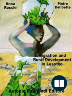 Migration and Rural Development in Lesotho