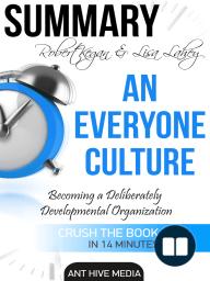 Robert Kegan & Lisa Lahey's An Everyone Culture